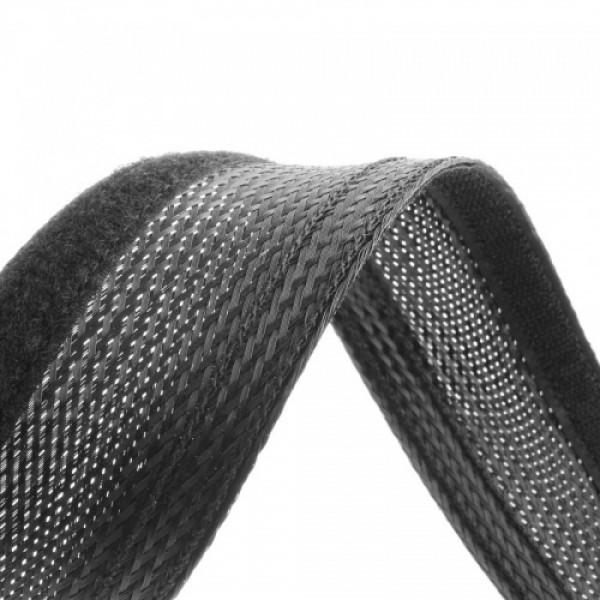 Velcro Wrap Schwarz