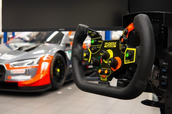 Phoenix Racing Audi R8 GT3 Wheel