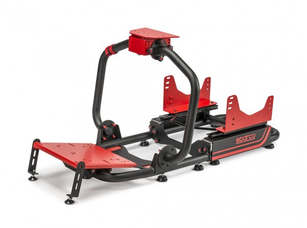 SPARCO EVOLVE-R Racing Simulator Chassis