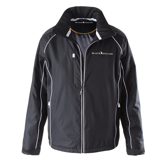 Black Falcon Outdoor Jacke