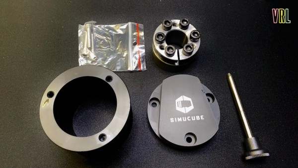 Simucube 2 SQR Quick Release (Base Side 24mm)
