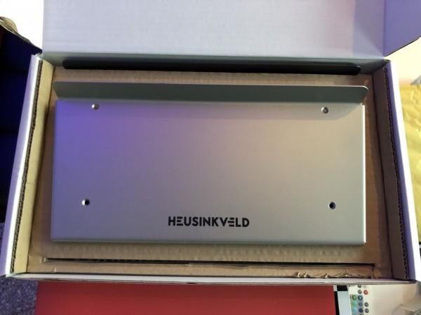 Heusinkveld Sim Pedals Baseplate (2019er Modell)