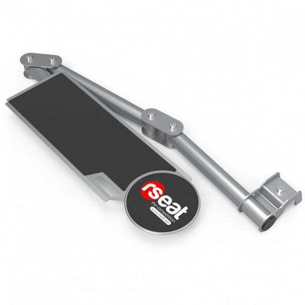 N1 & S1 Tastatur/Maus Ablage Upgrade Kit (Silber)
