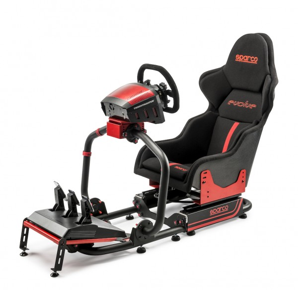SPARCO EVOLVE-CARBON Racing Simulator