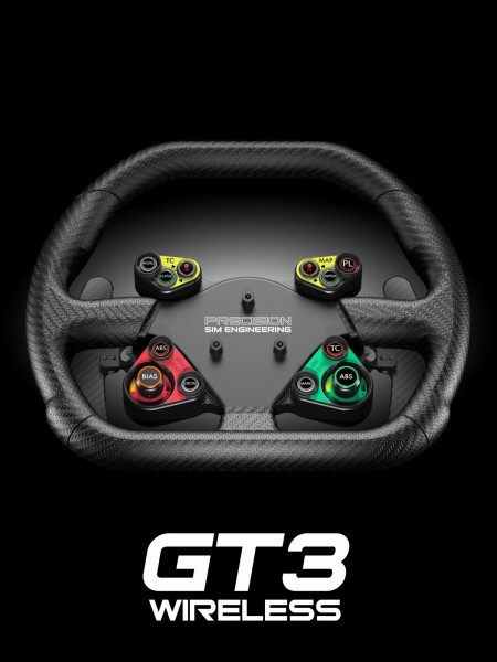 Precision Sim Engineering GT3 Wireless
