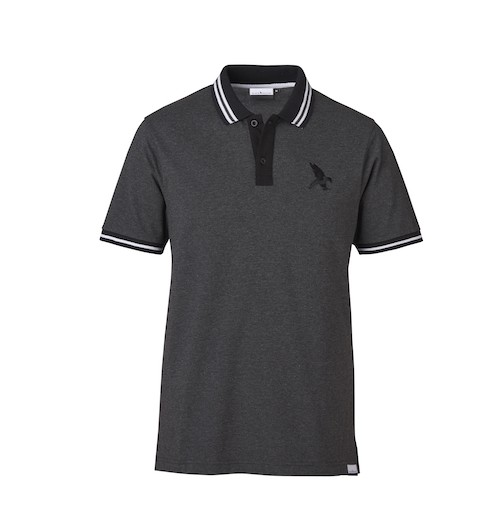 Black Falcon Polo Streeetwalk Dark