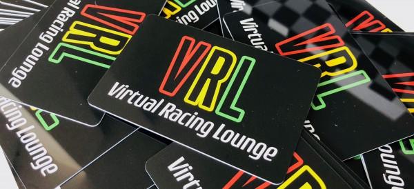 Fahrschein Virtual Racing Lounge