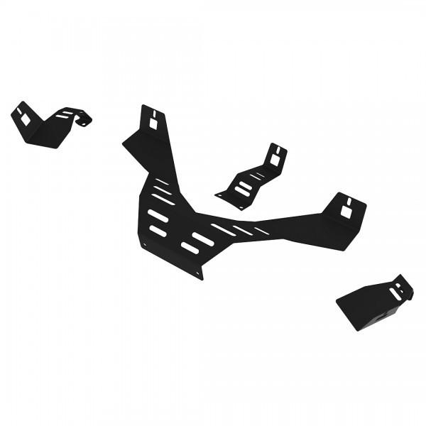RS1 Lautsprecher Halterung Upgrade Kit (Schwarz)